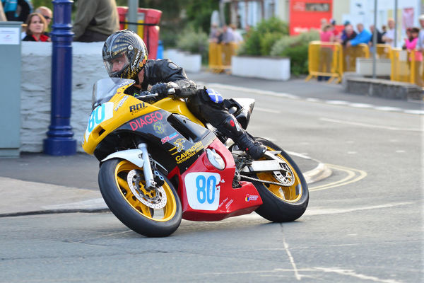 Ian Pert (Yamaha) 2013 Junior Manx Grand Prix