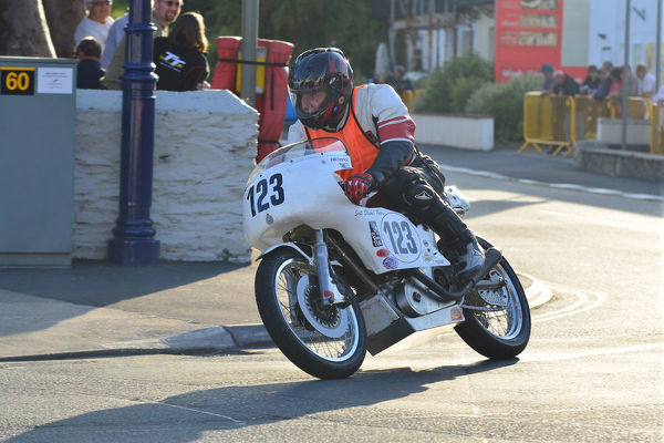 Scott Fabbro (Norton) 2013 Formula Two Classic TT