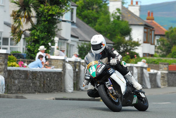 Billy Cummins (Kawasaki) 2014 Southern 100
