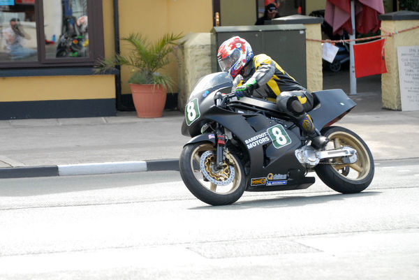 Chris Petty (Barefoot Motors) 2009 XGP TT