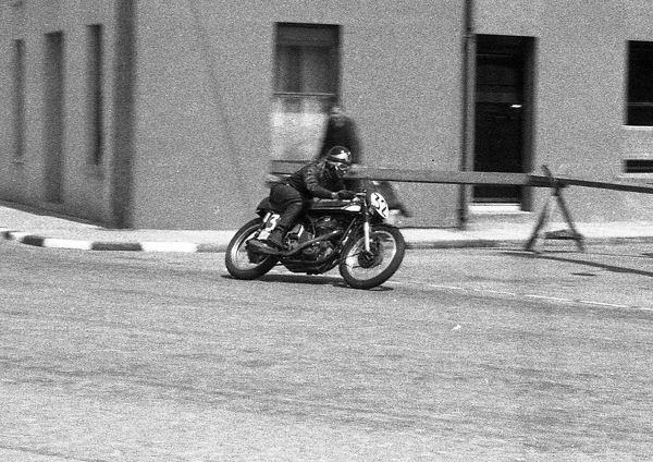 South African Errol Grant (Norton) 1956 Senior TT