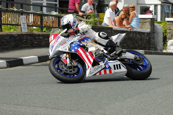 Paul Shoesmith (BMW) 2014 Southern 100