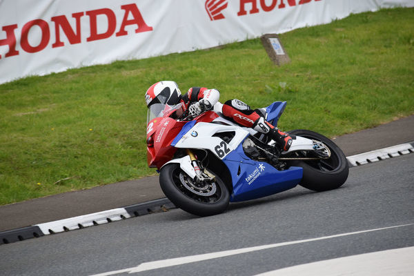 Richard Wilson (BMW) 2019 Senior TT