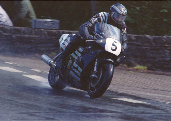 Trevor Nation (Norton) 1990 Senior TT
