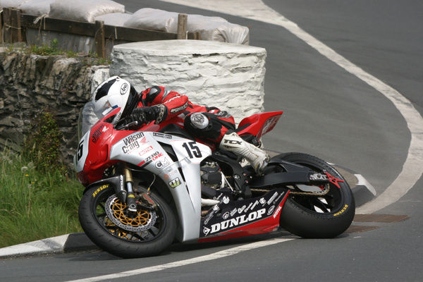William Dunlop (Honda) 2012 Superbike TT