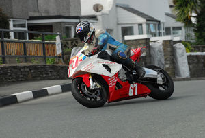 Alan Phillips (BMW) 2012 Southern 100