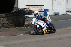 Andy Cowin (Yamaha) 2009 Senior Manx Grand Prix