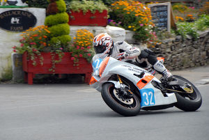 Andy Farrell (Yamaha) 2009 Junior Manx Grand Prix