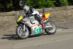 Andy Lawson (Suzuki) 2009 Ultra Lightweight Manx Grand Prix