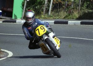 Andy Reynolds (Seeley Matchless) 1990 Senior Classic Manx Grand