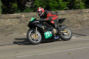 Anthony Redmond (Kawasaki) 2009 Ultra Lightweight Manx Grand Pri