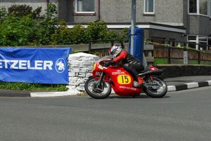 Arthur Browning (Matchless) 2014 Pre TT Classic