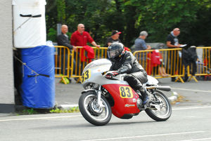 Arthur Jones (Matchless Seeley) 2015 Senior Classic TT