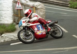 Bob Heath (Seeley) 1996 Junior Classic Manx Grand Prix