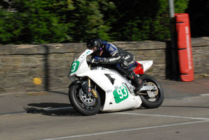 Brian Appleton (Suzuki) 2009 Ultra Lightweight Manx Grand Prix