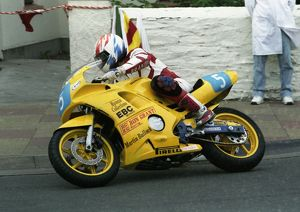 Brian Venables (Honda) 1994 Junior Manx Grand Prix