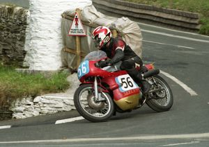 Bruce Hosie (Seeley) 1996 Junior Classic Manx Grand Prix