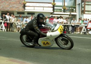 Chris East (Matchless) 1991 Senior Classic Manx Grand Prix