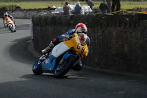 Chris Lee (Honda) 2009 Southern 100