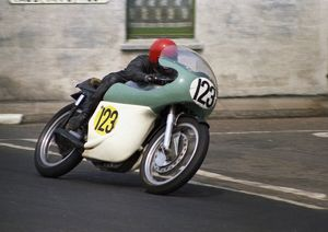 Cliff Lawson (Norton) 1970 Senior TT