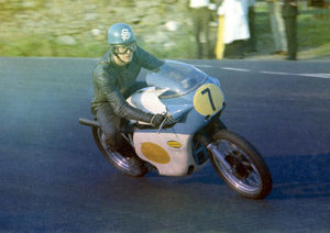 manx grand prix/cliff shorter bsa norton 1970 senior manx grand