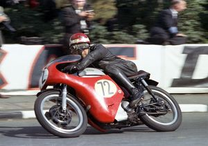 Conway Chivers (Norton) 1966 Senior TT