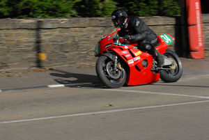 Dan Hobson (Honda) 2009 Ultra Lightweight Lightweight Manx Grand