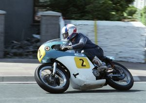 Dave Storry (Seeley) 1993 Senior Classic Manx Grand Prix