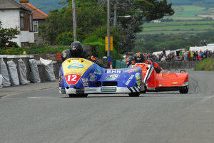David Hirst & Luke Beckworth (LPC Shelbourne Honda) 2012 Souther