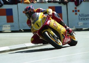 David Jefferies (Yamaha) 2000 Senior TT