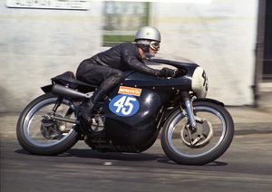 David May (Norton) 1969 Junior TT