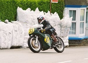 David Streets (G50 Matchless) 2004 Pre TT Classic