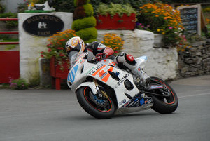 David Taylor (Suzuki) 2009 Junior Manx Grand Prix
