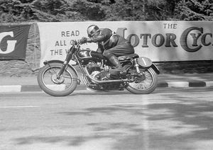 David Wilkins (Matchless) 1951 Senior TT