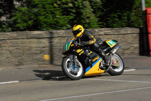 Derek Costello (Honda) 2009 Ultra Lightweight Manx Grand Prix