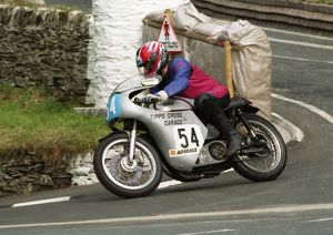 Eddie Byers (Norton) 1996 Junior Classic Manx Grand Prix