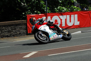 Gary Johnson (MV) 2013 Supersport TT