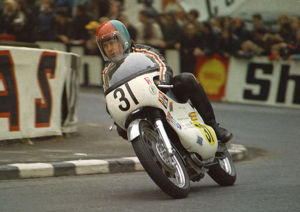 Geoff Barry (Matchless) 1971 Senior TT