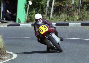 Geoff Sawyer (Matchless) 1990 Senior Classic Manx Grand Prix