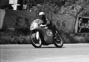 George Bell (Norton) 1962 Senior TT