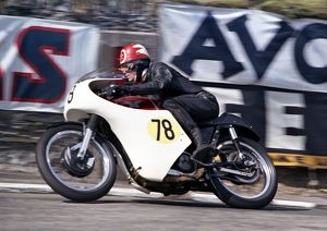 George Fogarty (Matchless) 1966 Senior TT