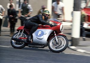 Giacomo Agostini (MV) 1967 Junior TT