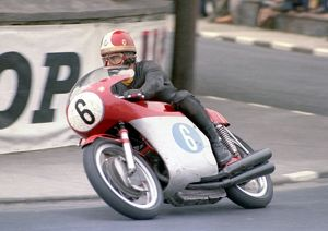 Giacomo Agostini (MV) 1968 Junior TT