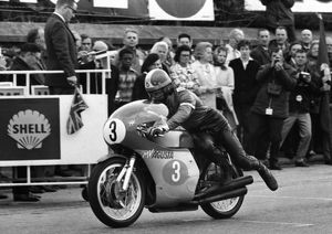 Giacomo Agostini (MV) 1971 Junior TT