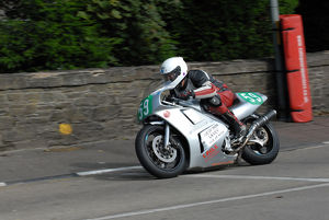 Graham Rickman (Honda) 2009 Ultra Lightweight Manx Grand Prix