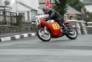 Harold Bromiley (Cowles Matchless) 2007 Southern 100