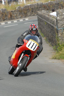 Harold Bromiley (Cowles Matchless) 2009 Southern 100