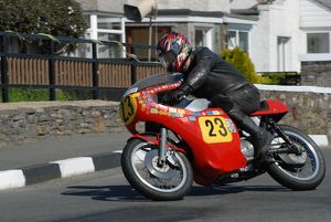 Harold Bromiley (Matchless) 2009 Pre TT Classic