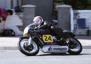 Bill Horsman (Matchless) 1993 Senior Classic Manx Grand Prix