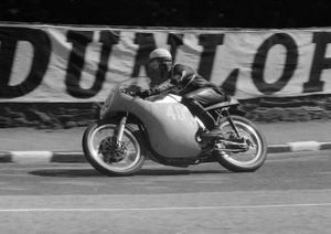 Horst Kassner (Norton) 1959 Junior TT